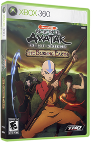 Avatar: The Last Airbender: The Burning Earth - Box - 3D