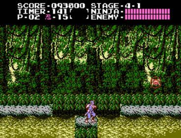 Ninja Gaiden - Screenshot - Gameplay