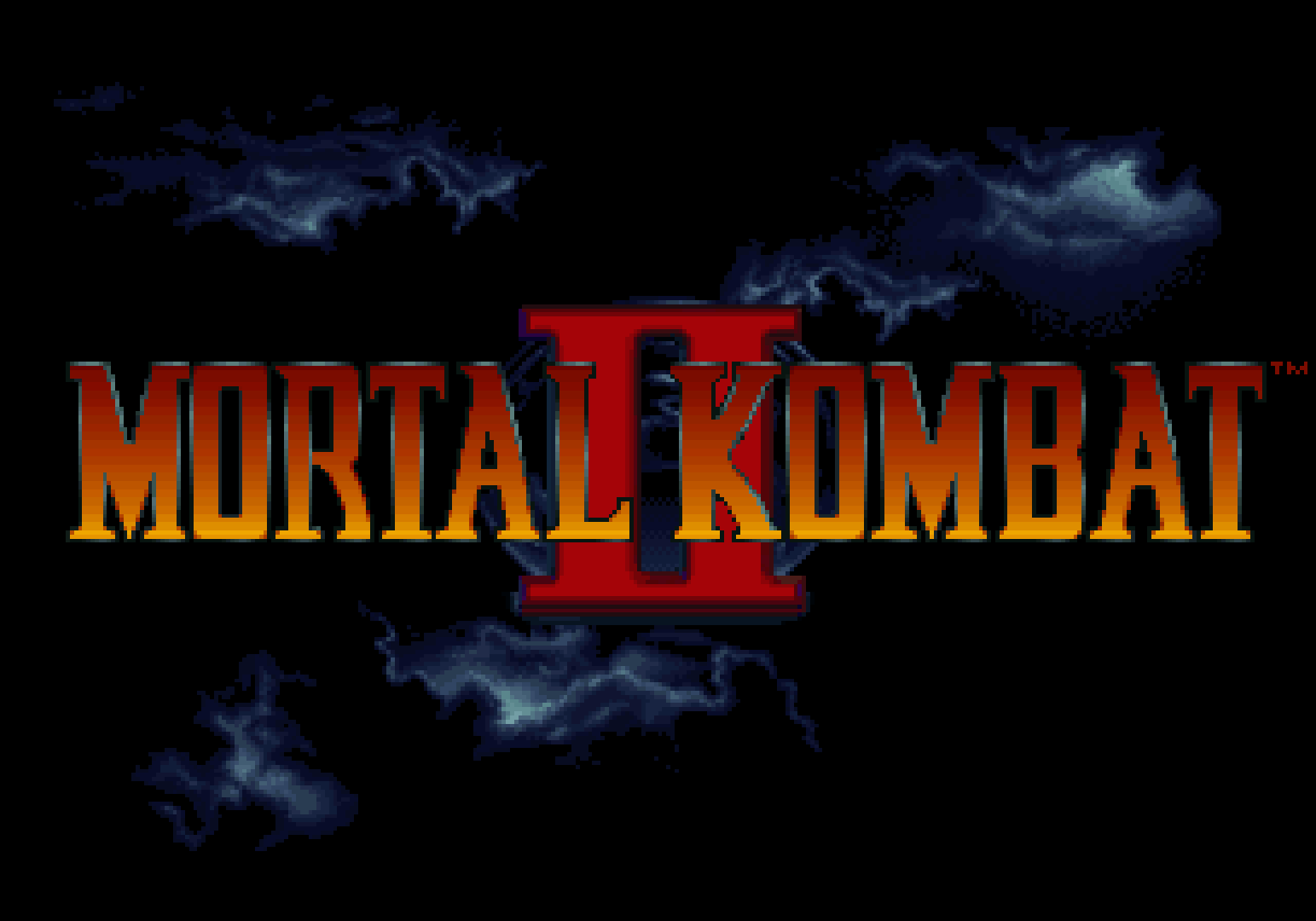 Mortal Kombat II Details - LaunchBox Games Database Ebay App Logo Png