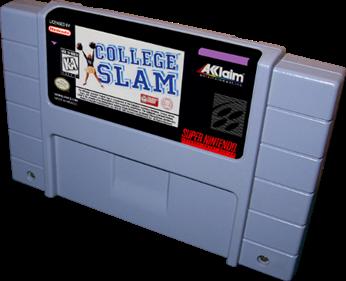 College Slam - Cart - 3D
