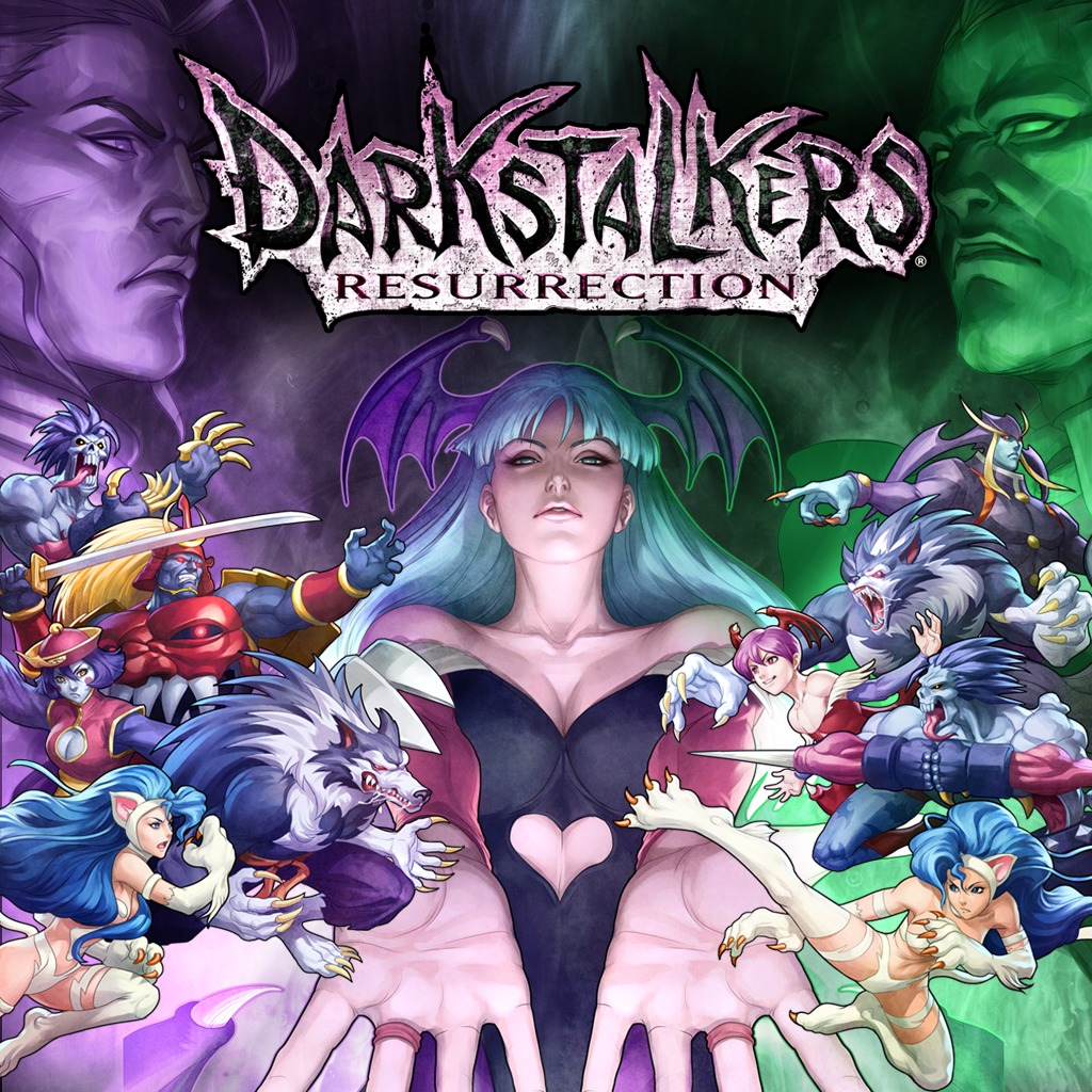 Darkstalkers Resurrection Details - LaunchBox Games Database