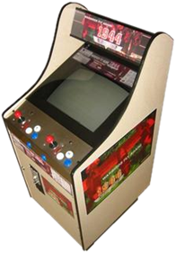 1944: The Loop Master - Arcade - Cabinet