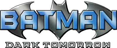 Batman: Dark Tomorrow - Clear Logo