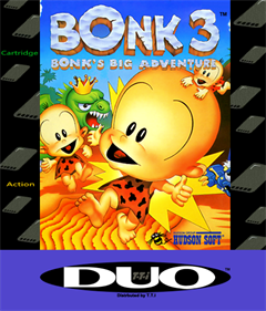 Bonk 3: Bonk's Big Adventure