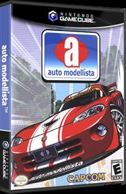 Auto Modellista - Box - 3D