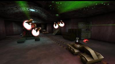 Forsaken Remastered - Screenshot - Gameplay