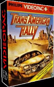 Trans American Rally - Box - 3D