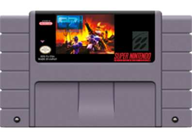 C2 Judgment Clay: Clay Fighter 2 - Cart - Front