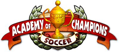 Academy of Champions: Soccer - Clear Logo