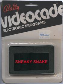 Sneaky Snake - Box - Front