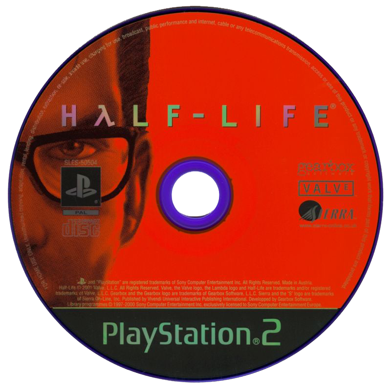 Half-Life Details - LaunchBox Games Database