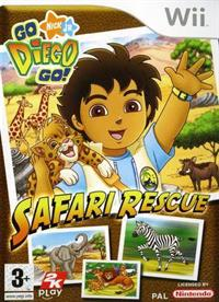 Go, Diego, Go!: Safari Rescue