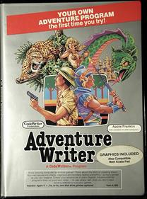 Adventure Writer