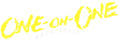 One-on-One Basketball - Clear Logo