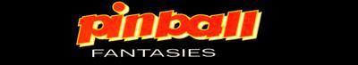 Pinball Fantasies - Banner
