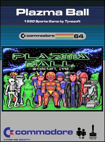 Plazma Ball - Fanart - Box - Front