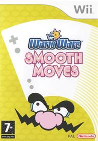 WarioWare: Smooth Moves - Box - Front