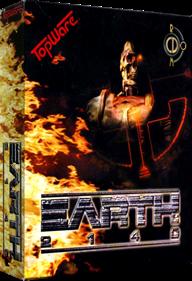 Earth 2140 - Box - 3D