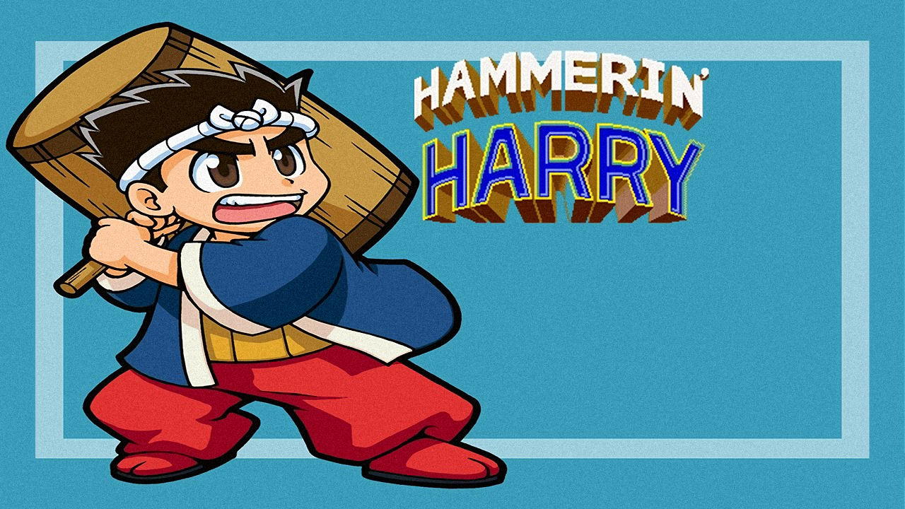 Hammerin Harry Details Launchbox Games Database