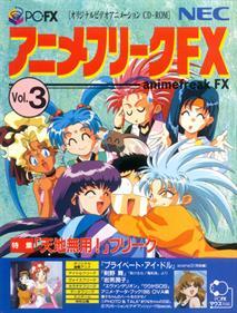 AnimeFreak FX Vol. 3
