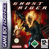 Ghost Rider - Box - Front
