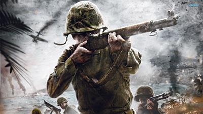 Call of Duty: World at War - Fanart - Background