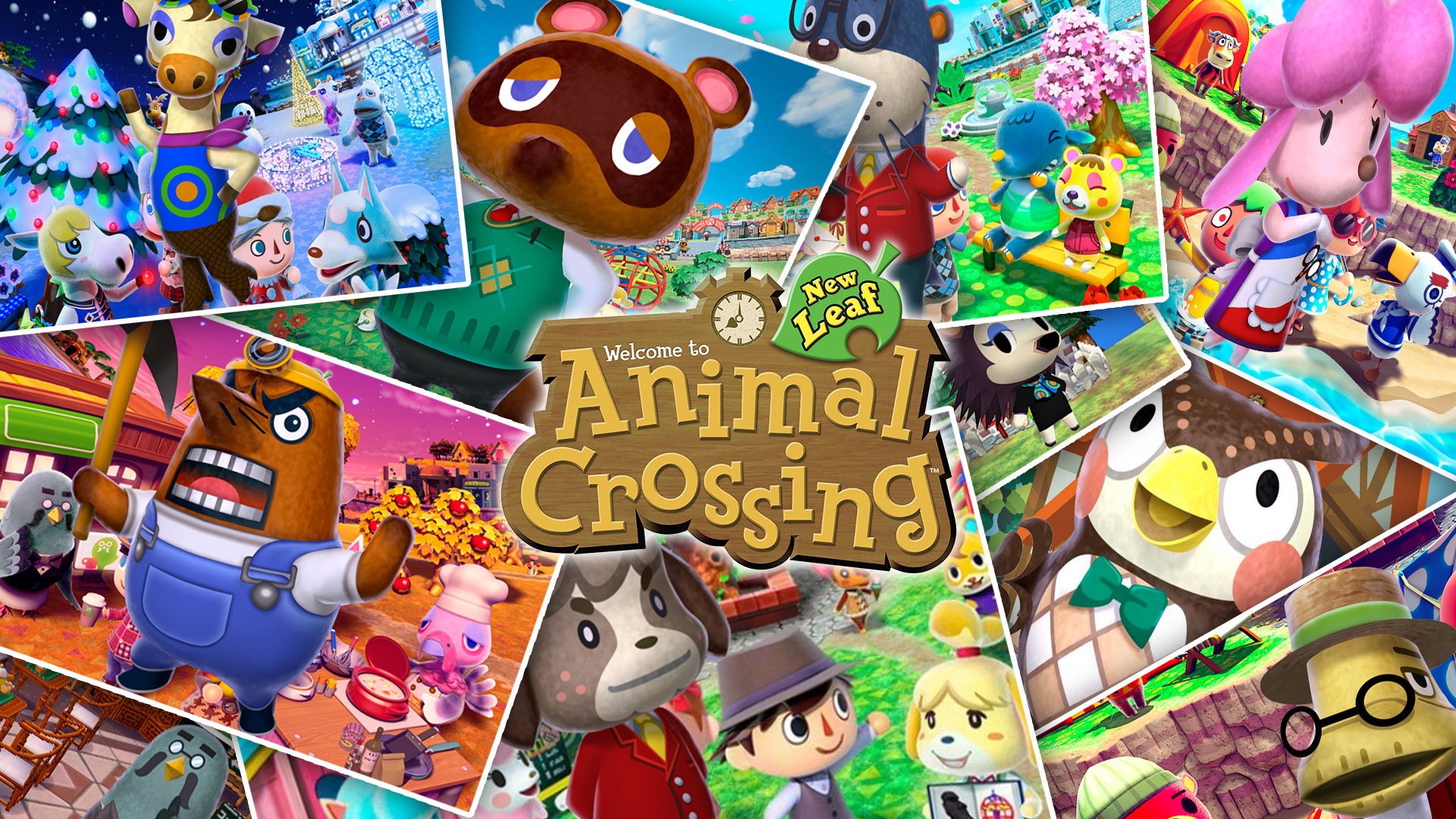 Animal Crossing New Leaf Details Launchbox Games Database