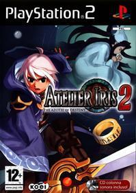Atelier Iris 2: The Azoth of Destiny - Box - Front
