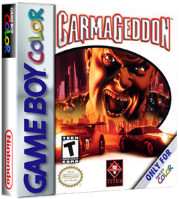 Carmageddon - Box - 3D