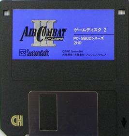 Air Combat III - Disc