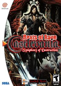 Beats of Rage: Castlevania Symphony of Destruction