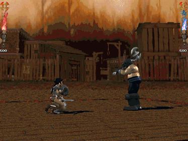 Iron & Blood: Warriors of Ravenloft - Screenshot - Gameplay