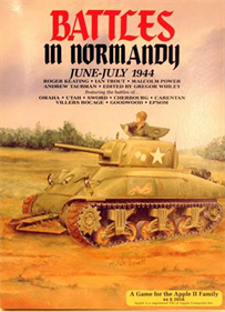 Battles in Normandy
