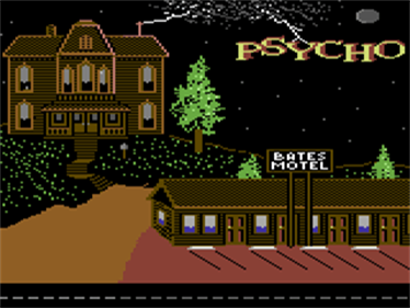 Psycho - Screenshot - Game Title