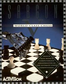 Sargon V: World Class Chess