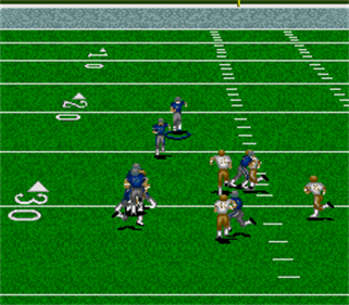 ESPN Sunday Night NFL - Screenshot - Gameplay