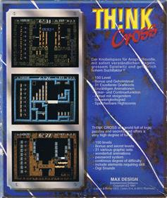 Th!nk Cross - Box - Back