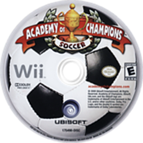 Academy of Champions: Soccer - Disc