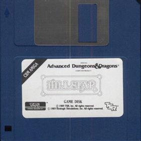 Hillsfar - Disc