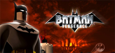 Batman Vengeance - Banner