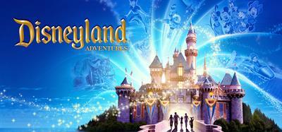Disneyland Adventures - Banner