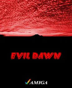 Evil Dawn - Fanart - Box - Front