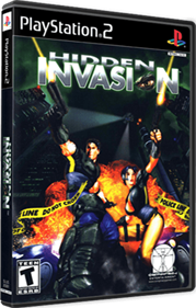 Hidden Invasion - Box - 3D