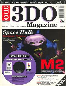 3DO Magazine: Interactive Sampler No 04
