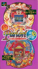 Parlor! Mini 6: Pachinko Jikki Simulation Game