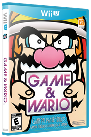 Game & Wario - Box - 3D