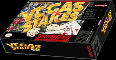 Vegas Stakes - Box - 3D
