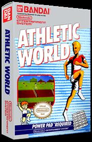 Athletic World - Box - 3D