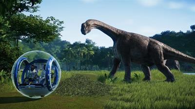 Jurassic World Evolution - Screenshot - Gameplay