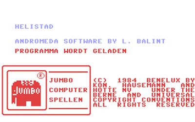 Helistad - Screenshot - Game Title